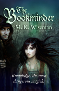 The Bookminder Cover